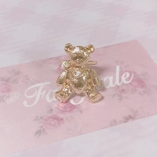 teddy bear ring