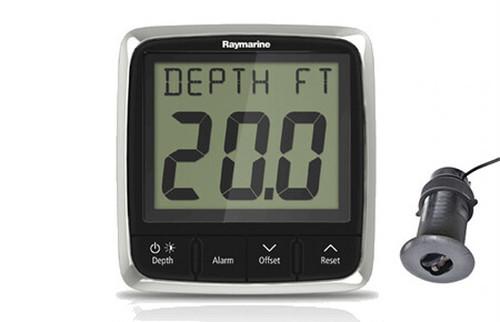 i50 デプス + P319 スルハル(深度)トランスデューサー
