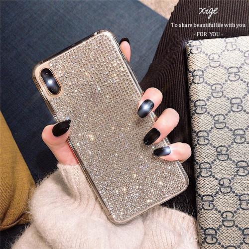 ラインストーン キラキラ iPhoneケース iPhone11 iPhone11pro iPhone11proMAX a464