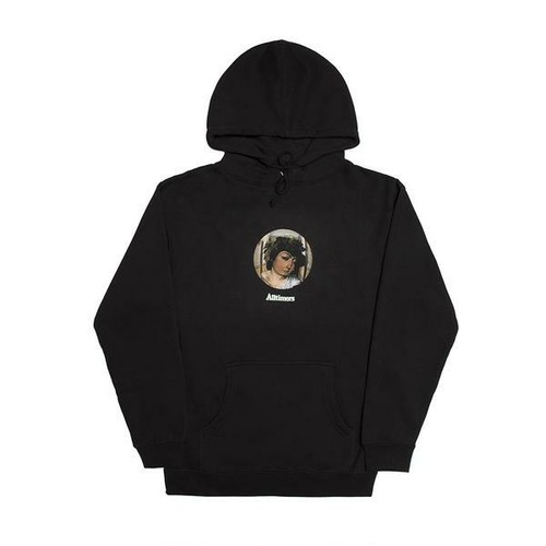 ALLTIMERS 2AM WINE GOD HOODY BLACK L オールタイマーズ パーカー