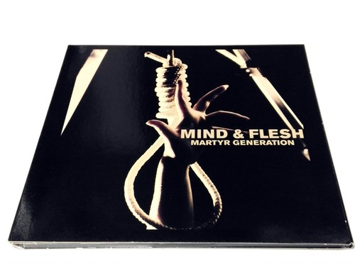 [USED] Mind & Flesh ‎– Martyr Generation (2012) [CD]
