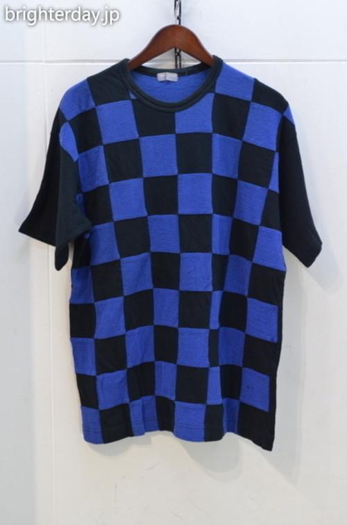COMME des GARCONS HOMME パッチワークTシャツ