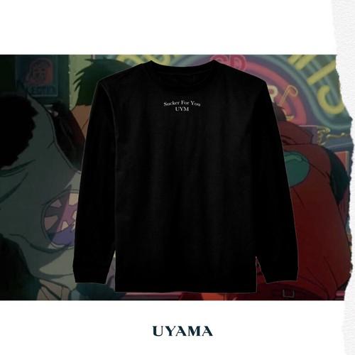 """19s/s """"SFU"""" Long Tee【UYAMA】"""
