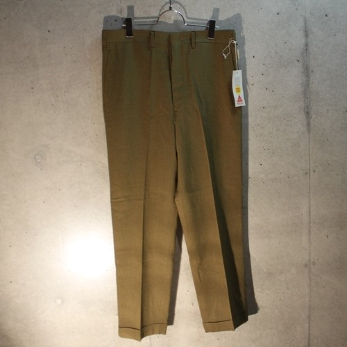 60s DeadStock Tapered Slacks
