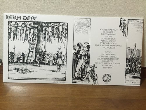 HARM DONE - Abuse / Abused 12""