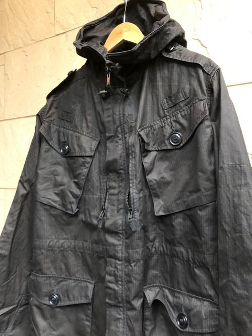 Old British military SAS black jacket