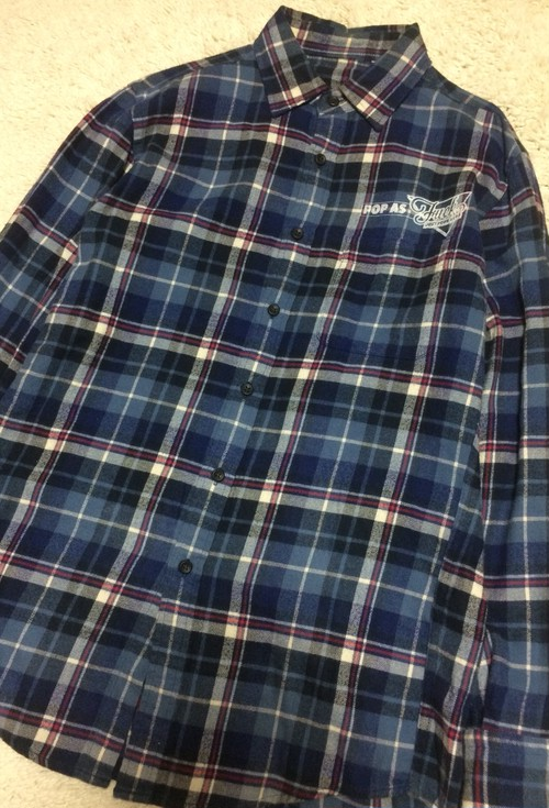 Used Frannel Check Shirts