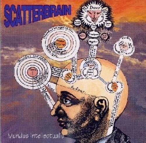 【USED】SCATTERBRAIN / Mundus Intellectualis