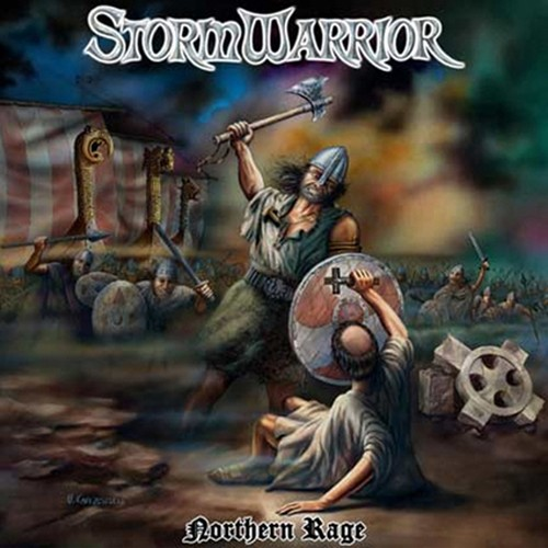 "STORMWARRIOR ""Northern Rage""日本盤"