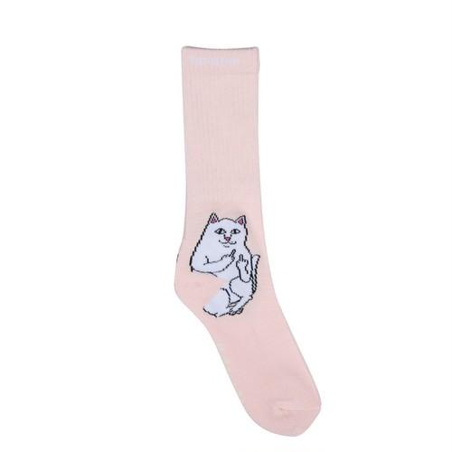 RIPNDIP - Lord Nermal Socks (Pink)