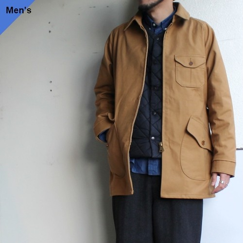 Orgueil ハンティングジャケット Hunting Jacket  キャメル OR-4138A