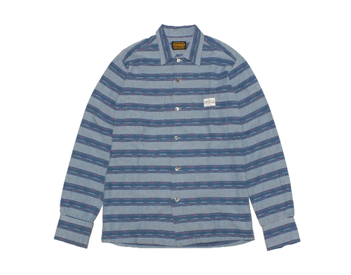 BORDER-CHAMBRAY