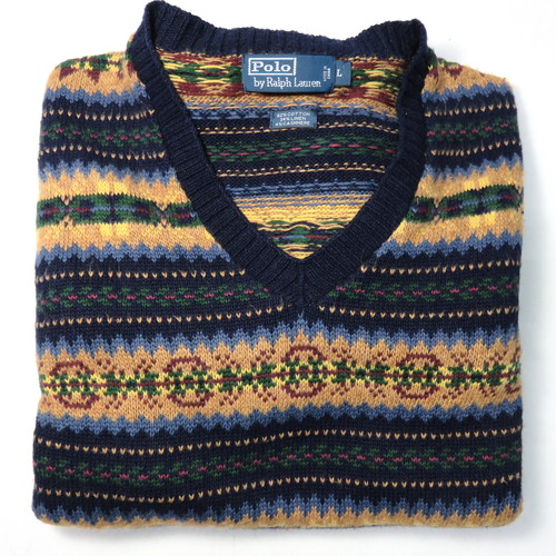 POLO by Ralph Lauren V-NECK KNIT