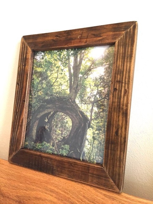 SALE Old wood frame 9