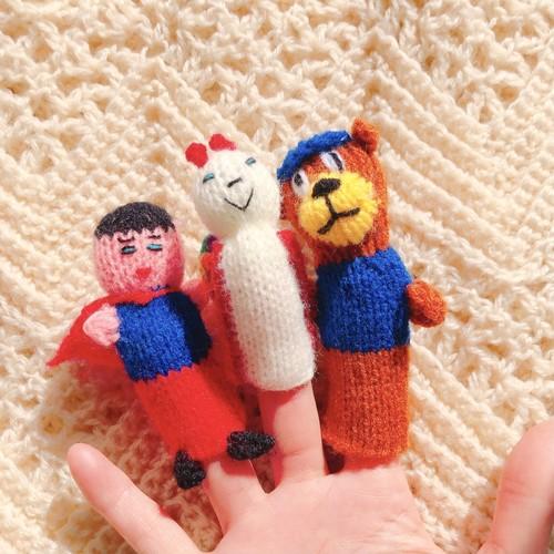 Hand puppet 1