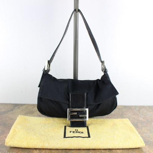 .FENDI MANMA BACKET SHOULDER BAG MADE IN ITALY/フェンディマンマバケットショルダーバッグ2000000052045