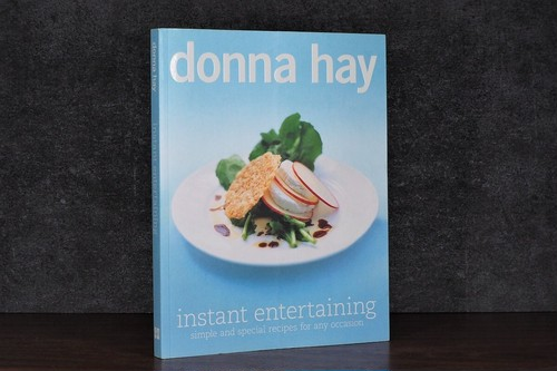 【VC129】donna Instant Entertaining/visual book