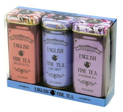 イングリッシュファインティー 紅茶3缶パック