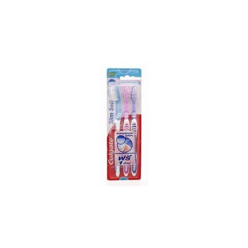 コルゲート 歯ブラシ スリム ソフト / Colgate Toothbrush Slim Soft 3本組