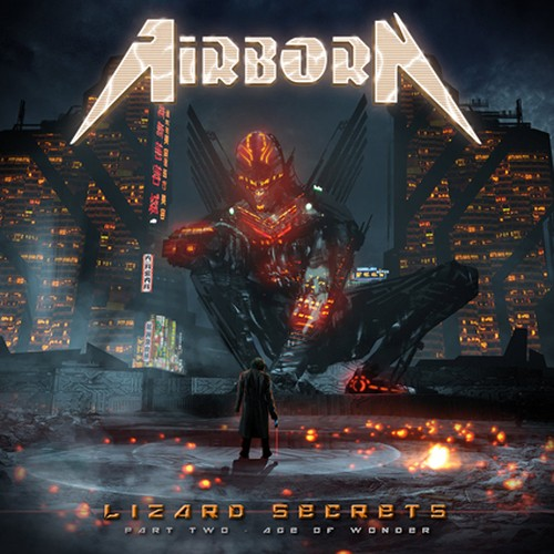 "【特典付き】AIRBORN ""Lizard Secrets 〜Part Two - Age Of Wonder〜"""