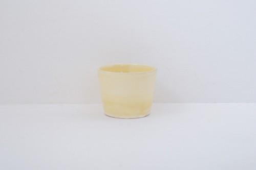 黄釉 スリップウェア 酒器