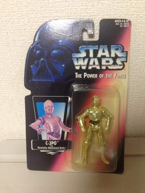 スター・ウォーズ ベーシックフィギュア オレンジカード C-3PO