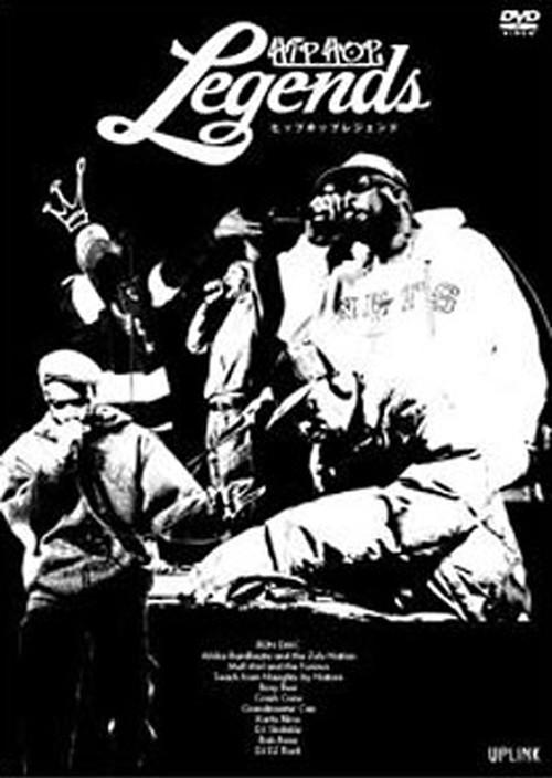 HIP HOP LEGENDS DVD