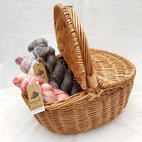 mominoki yarn Sock Fine 4ply