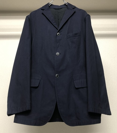2000s JIL SANDER BY RAF SIMONS TAILORED JACKET