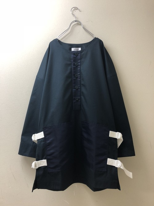 【RICE NINE TEN】SLIT PULLOVER JACKET