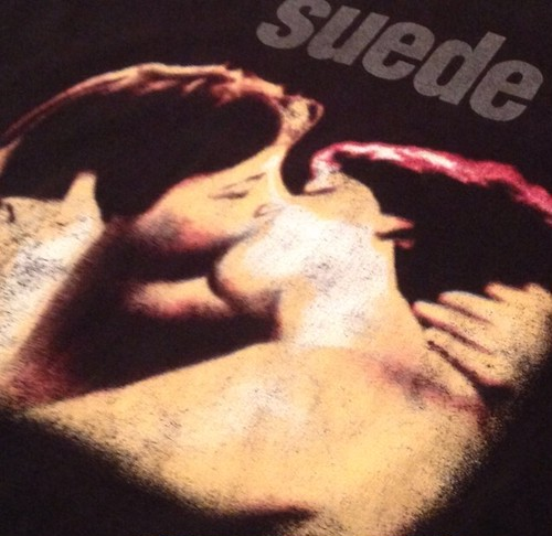 Vintage 90s SUEDE (スエード) Tシャツ