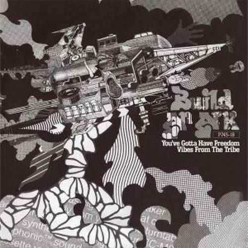 """【7""""】BUILD AN ARK - You've Gotta Have Freedom / Vibes From The Tribe"""