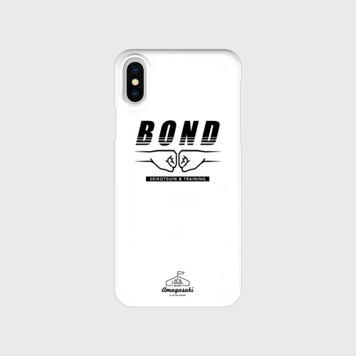 整骨院Bond iPhone case X/XS