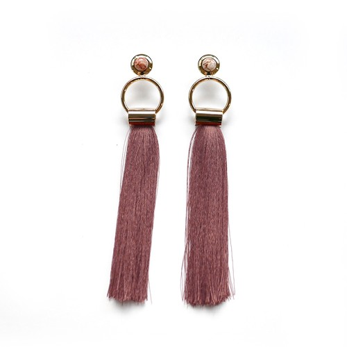 【予約販売】SOL Earrings GOLD/PINK