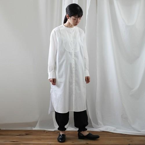 Alaris ロングドレスシャツ