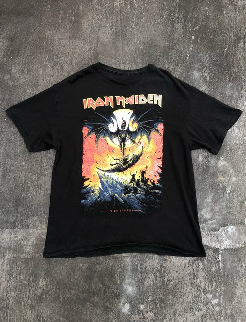 "USED / IRON MAIDEN ""Legacy Of The Beast"" tour T"