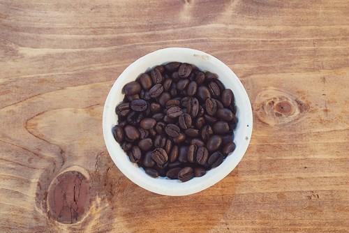珈琲豆「caféひそひそ オリジナルブレンド」