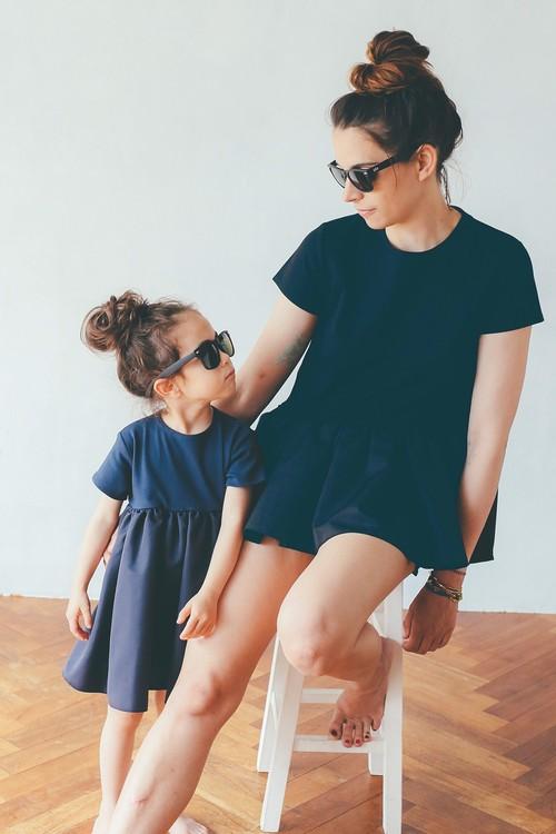 Ballerina T-shirt NAVY