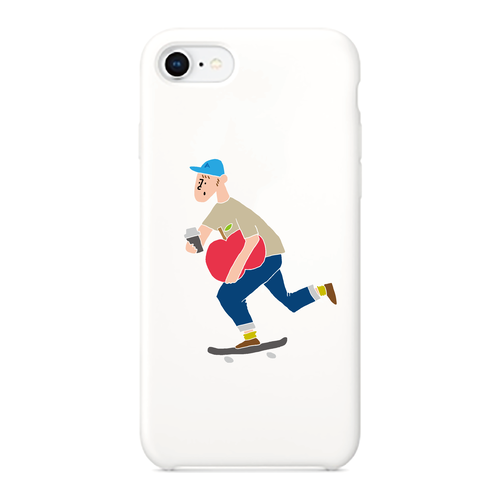 【teenage apple skate】 phone case (iPhone / android)