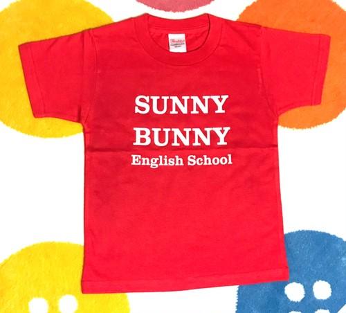 SUNNY BUNNY Tシャツ (子ども〜大人用)
