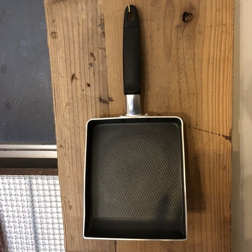 卵焼器/IH共用 15×18cm<再入荷>