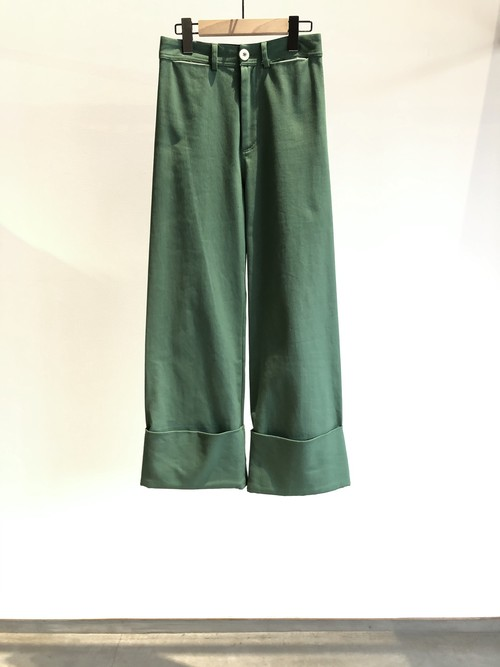 【20SS】SEA NY / Green Pants
