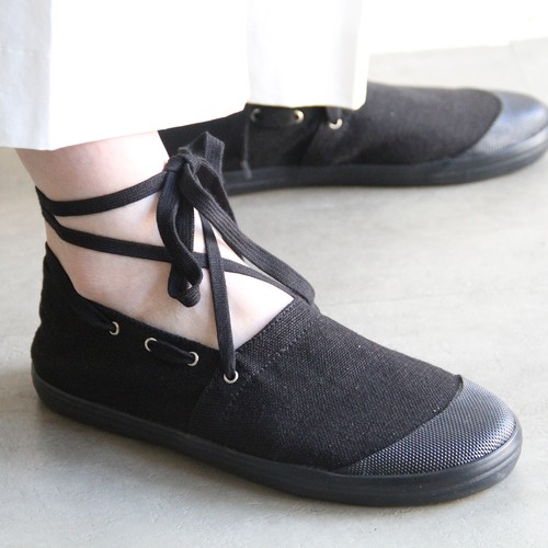 REPRODUCTION OF FOUND【 unisex 】french military espadrilles