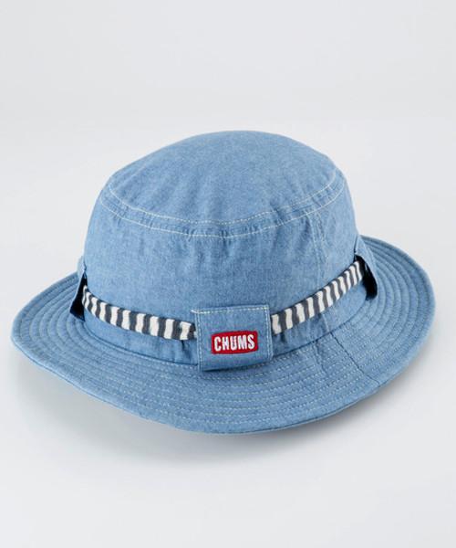 CHUMS (チャムス) TG Hat (TGハット) Chambray (シャンブレー) CH05-1166