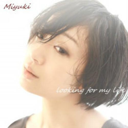 シングルCD「looking for my life」