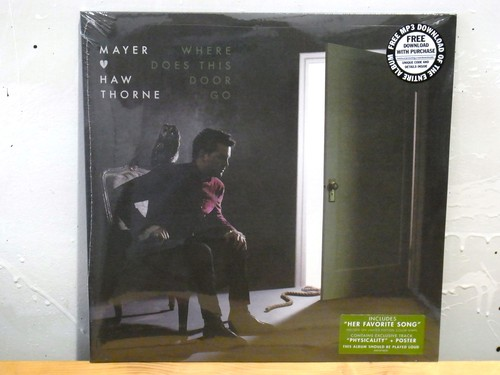 Mayer Hawthorne / Where Does This Door Go