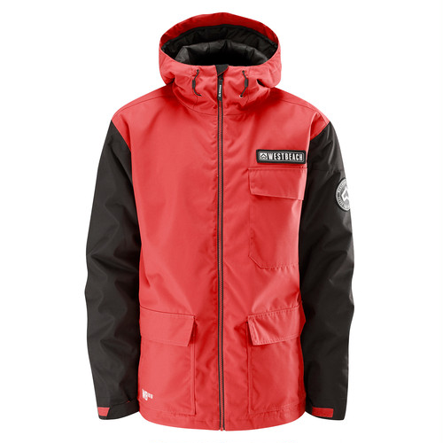 Bantam Jacket -Chilli Red- L