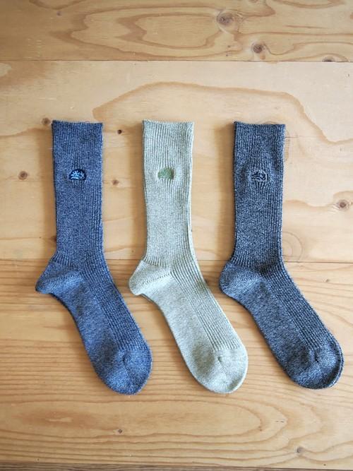 MY LOADS ARE LIGHT, Hiking foot : MERINO