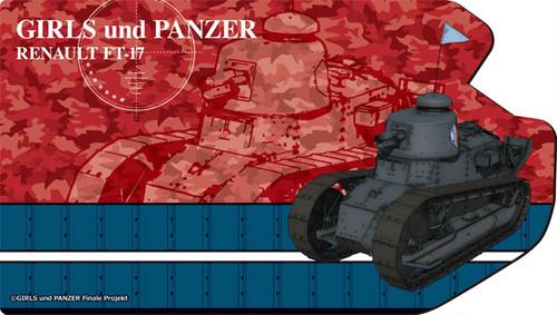 SMRG559_ガールズ&パンツァー デスクで戦車道!ルノーFT(FT-17)