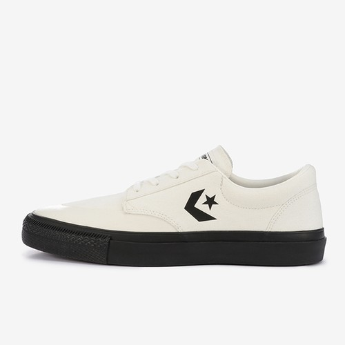 CONVERSE SKATEBOARDING BS2 SK OX WHITE / BLACK